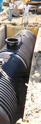 High Density Polyethylene Manholes